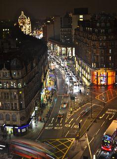 view of Knightbridge - London