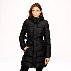 UPDATE: RECEIVED!  Wintress puffer - need a WARM and waterproof coat that covers my butt! and has a hood!
