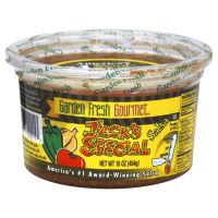 Garden Fresh Gourmet (Jack's) Salsa! Made in Ferndale, Michigan!