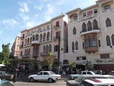 Ottoman architect in Tripoli