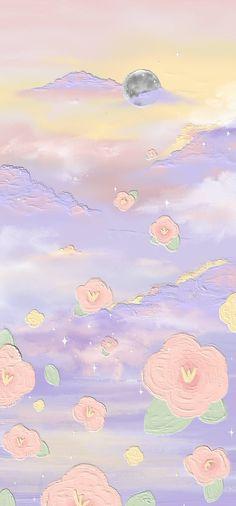 Pop Art Wallpaper, Minimal Wallpaper, Cute Patterns Wallpaper, Painting Wallpaper, Scenery Wallpaper, Kawaii Wallpaper, Cute Wallpaper Backgrounds, Wallpaper Iphone Cute, Pretty Wallpapers
