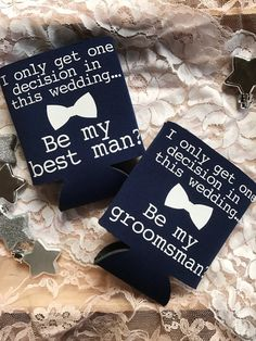 New Wedding Gifts For Bridal Party Groomsmen Be My Groomsman 29 Ideas Asking Groomsmen, Groomsmen Proposal, Bridesmaids And Groomsmen, Bridesmaid Proposal, Ask Bridesmaids To Be In Wedding, Groomsmen Boxes, Groomsmen Invitation, Wedding Party List, Wedding Favors