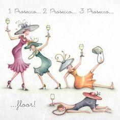 Cards » Prosecco » Prosecco - Berni Parker Designs