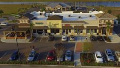 Nocatee Town Center- convenient and centrally-located for residents.
