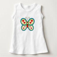 #cute - #Butterfly Dress