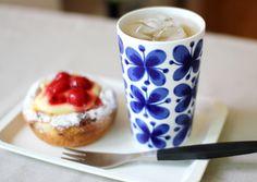 Mon Amie Mug by Rostrand, Sweden