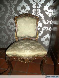 """Pronkstoel  """" Chaise à la Reine"""""""