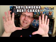 CoinOpTV scoured the web for what they think are the best Skylanders cakes! 4th Birthday Parties, 5th Birthday, Birthday Ideas, Birthday Supplies, Party Supplies, Skylanders Party, Christmas Crafts For Kids, Perfect Party, Party Cakes