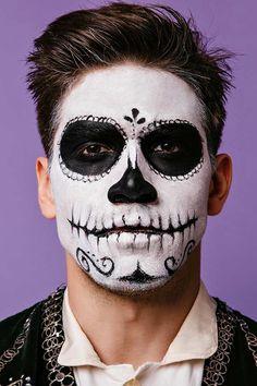 1001+ Ideas y tutoriales de maquillaje para Halloween ...