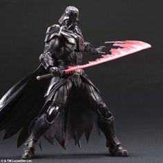 Play Arts Kai Star Wars Darth Vader (1)