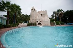 The Pool at the Disney's Old Key West Resort