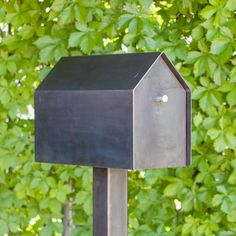 The Walden Mailbox