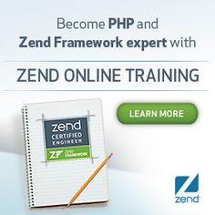 Zend Framework for PHP