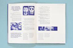 "Catalog ""Editoria"" by Atelier Martino&Jaña - Editorial, graphic, print, magazine, book design"
