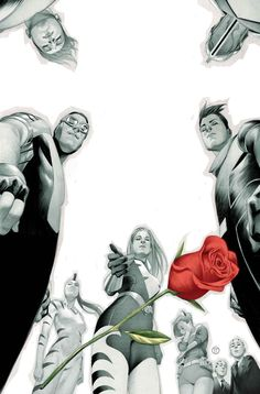 New Avengers #18 by Julian Totino Tedesco *