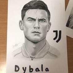 Juventus Soccer, Ronaldo Football, Soccer Art, Football Art, Soccer Drawing, Milan Wallpaper, Joker Drawings, Lionel Messi Barcelona, Angel Wallpaper