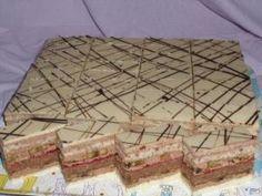 Banánovo-čokoládové rezy Cactus Cake, Czech Recipes, Dessert Recipes, Desserts, Cake Pops, Nutella, Sweet Recipes, Treats, Ale