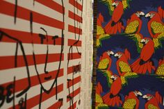 Scatti dal FuoriSalone: Porta Venezia in Design, vista da Stefano Cagnetta. WallPaper Revolution@JVstore Jannelli e Volpi
