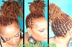 Fabulocs Natural Hair Gallery1