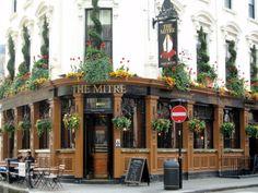 A fabulous London pub