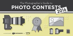 For the third year running, we're excited to release The 2016 Photographer's Guide to Photo Contests. We've partnered up with the World Photography Organisation to give you a fresh look at more than 35 photo contests worldwide. Get insights on which contests we recommend, a rundown of fees, promised exposure and prizes, plus feedback from past winners.