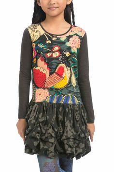 58V32F1_2017 Desigual Girl Dress Kampala, Canada