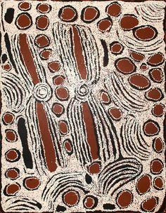 Ningura Napurrula - Women ceremonies http://www.aboriginalsignature.com/art-aborigene-papunya-tula/ningura-napurrula-women-ceremonies