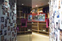 ©studiomfd on air studio, radio 538, creative studio, wall pictures, shelves(www.studiomfd.com)