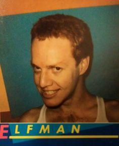 Elf Man, Oingo Boingo, Re Animator, Danny Elfman, This Man, Old Hollywood, That Way, Emo, Beautiful People