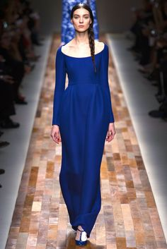 Valentino Fall 2013 Ready-to-Wear - Collection - Gallery - Look 1 - Style.com