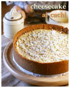 Perismmon cheesecake - Cheesecake cachi
