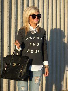 Suburban Faux-Pas: New Crew Sweater