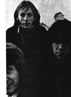 Buffalo Springfield Crawdaddy Magazine, February 1968