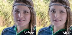 Retouching portraits can be a controversial subject, but it is also very often requested of portrait photographers to edit out minor blemishes and skin imperfections. We're going to go through one of the methods used by professional retouchers to make subtle changes to portraits without overdoing th…