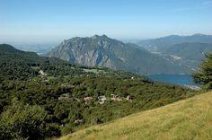 Hiking on Lake Como trip to: Piani Resinelli