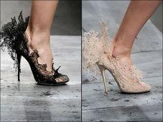 lace-stilettos-by-coppelia-pique - Google Search