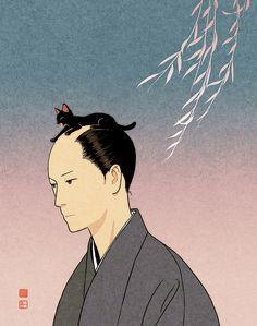 猫髷侍 ( Nyanmage Samurai )