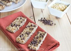 No Bake Chewy Granola Bars Recipe | Yummly