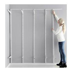 ALGOT Riel de montaje - 190 cm - IKEA