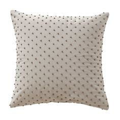 The simple elegance of the Glenmore Throw Pillow by Waterford is sure to make it a favorite. Its mink fabric and gold dot decorations ensure this throw. Waterford Bedding, Linen Comforter, Bed Comforter Sets, Floor Pillows, Bed Pillows, Bed Linens, Black Bed Linen, Pillows Online