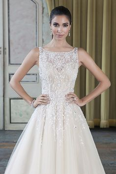 The Justin Alexander Fall 2015 Bridal Collections continue to incorporate creative designs and artistic vision into elegant and glamorous wedding dresses 2015 Wedding Dresses, Wedding Wear, Wedding Gowns, Justin Alexander Bridal, Wedding Gown Gallery, Essense Of Australia, Amazing Wedding Dress, Wedding Pinterest, Wedding Beauty
