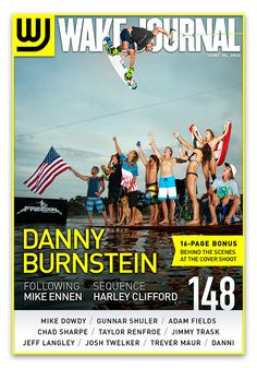 June 30th, 2014 - Wake Journal 148 with Danny Burnstein on the cover! Download the Wake Journal App, subscribe and get all 40 issues for just $1.99! http://www.wkjr.nl/app