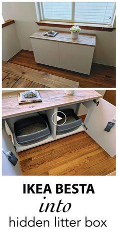 Ich habe 2 Katzen und keinen anderen Raum, um die Katzentoiletten unterzubringen als in meinem Wohnzimmer. ... - #als #Anderen #die #habe #ich #Katzen #Katzentoiletten #keinen #meinem #Raum #um #und #unterzubringen #Wohnzimmer