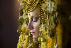 Gaia, The Birth of an End by Kirsty Mitchell   Yellowtrace
