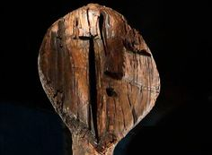 10 Incredible Secrets Of Siberia. shigir-idol