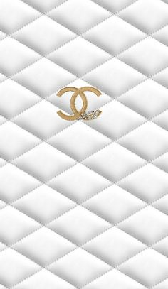 White chanel iPhone 6 plus wallpaper