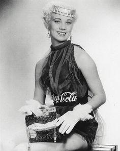 Miss Coca Cola 1958