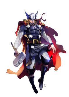 Thor by Erfan