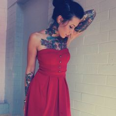 Traditional Tattoos For Girls