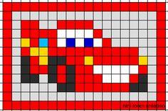 Znalezione obrazy dla zapytania pixel mcqueen